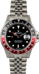 Rolex GMT-Master II 'Fat Lady Coke' 16760 Jubilee