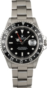 Used Rolex GMT-Master II Ref 16760 'Fat Lady'
