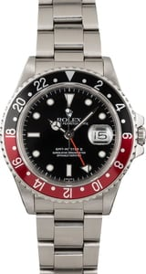 Rolex GMT-Master II Fat Lady Coke 16760