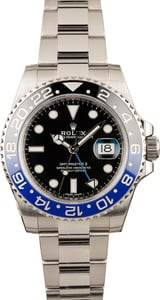 Rolex GMT Master 2 116710 Batman