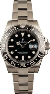 Pre-Owned Rolex Ceramic Bezel GMT-Master II Ref 116710