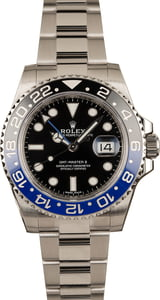 Used Rolex 116710B GMT-Master II Ceramic Batman