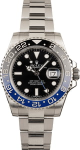 Rolex GMT Master II 116710 Batman Model