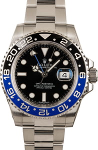 Batman Rolex GMT-Master II 116710