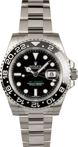 Rolex GMT Master II 116710 Factory Stickers