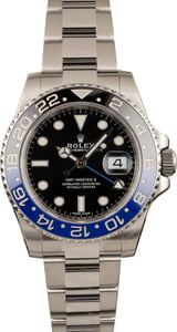 Batman Rolex 116710 Ceramic