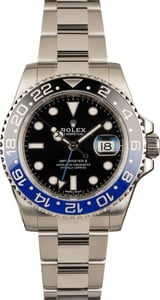 Batman GMT Rolex 116710