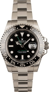 Pre Owned Men's Rolex GMT-Master II Ref 116710