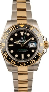 Used Rolex Two Tone GMT-Master II Ref 116713