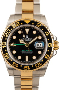Rolex GMT-Master II 116713 Two Tone Oyster