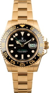 Rolex GMT-Master II 116718 Yellow Gold