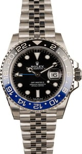 Batman Rolex GMT Master