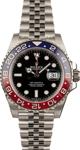Pre-Owned Rolex GMT-Master II Ref 126710 Ceramic 'Pepsi' Watch T