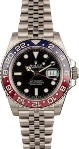 Rolex GMT-Master II Ref 126710 New Model 'Pepsi' New Model