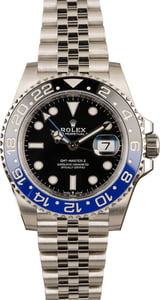 Rolex GMT-Master II Blue Black Bezel for Sale - Bob's Watches