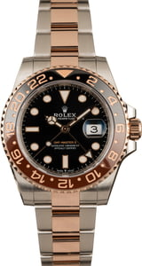 Rolex GMT-Master II Ref 126711 New Model Two Tone Everose