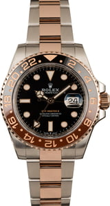 Rolex GMT-Master II Ref 126711 New Two Tone Everose 'Root Beer'