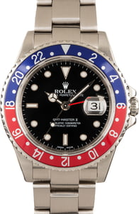 Rolex Men's GMT-Master II 16710