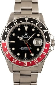 Rolex Men's Coke GMT-Master II 16710