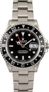 Rolex GMT-Master II 16710 Black Watch