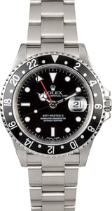 Rolex GMT-Master II 16710 No Holes