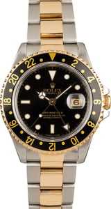 Rolex 16713 GMT Master ii Two Tone