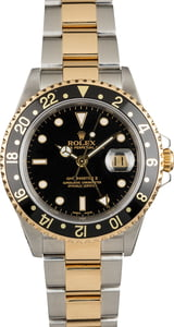 Pre Owned Rolex GMT-Master II Ref 16713 Two Tone Oyster