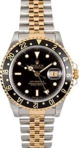 Rolex GMT-Master II 16713 Black Two-Tone