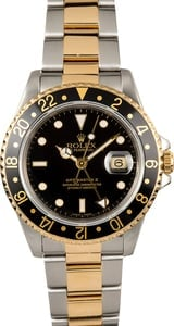 Rolex GMT Master II 16713 Certified Pre-Owned
