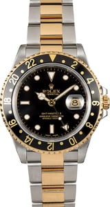 Rolex GMT Master II 16713 Two-Tone Oyster