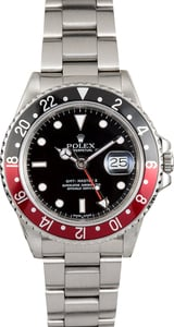 Rolex GMT Master II 16760 Certified Pre-Owned