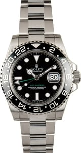 Rolex GMT Master II Black 116710 Certified Pre-Owned