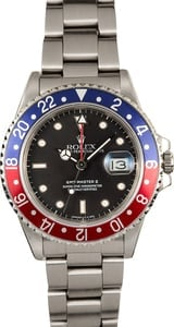 Rolex GMT-Master II Pepsi Fat Lady 16760