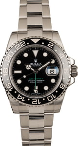 Used Ceramic Rolex GMT-Master II Ref 116710
