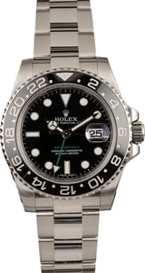 Pre Owned Rolex GMT-Master II Ref 116710 Ceramic Black