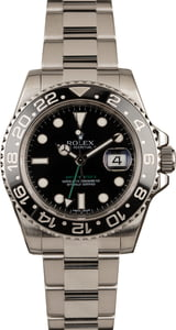 Pre-Owned Rolex 40MM GMT-Master II Ref 116710