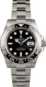 Rolex GMT-Master II Black Dial 100% Authentic