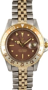 Rolex GMT-Master Root Beer 1675