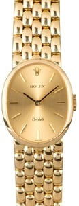 Rolex Gold Ladies Orchid 2667