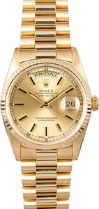 Rolex Gold Presidential 18238