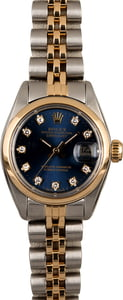 Vintage Ladies Rolex Datejust 6917