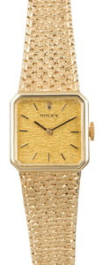 Rolex Ladies Cocktail Yellow Gold