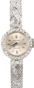 Rolex Ladies Cocktail Watch 2164