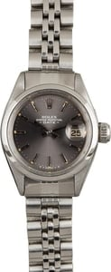 Used Rolex Date 6916 Slate Dial