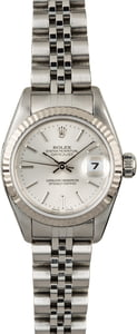 PreOwned Rolex Ladies Datejust 79174 Steel Jubilee Band