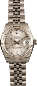 Pre-Owned Mid-Size Rolex Datejust 178274