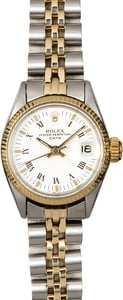 Vintage Rolex Ladies Datejust 6719