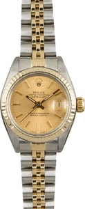 Rolex Datejust 6917 Champagne Dial