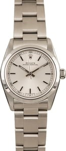 Pre-Owned Rolex Midsize Oyster Perpetual 77080