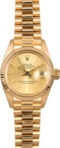 Rolex President 6917 Vintage Ladies Watch